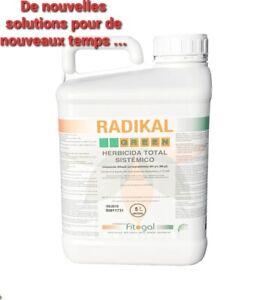 Desherbant-herbicide-GLYPHOSAT-RADIKAL-5L-TRES-CONCENTRE-Livraison-GRATUITE