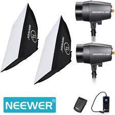 Neewer£¨180W X2) 5600K Photography Studio Flash Strobe Light Lighting Kit