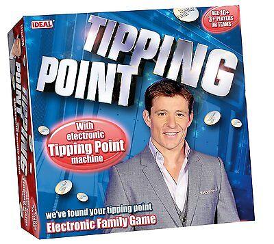coin tipping machine