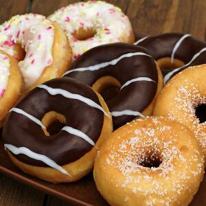 New Doughnut Donut Maker Cutter Mold Desserts Bakery Baking Mould Tool DIY OY
