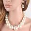 Fashion-Boho-Crystal-Pendant-Choker-Chain-Statement-Necklace-Earrings-Jewelry thumbnail 119