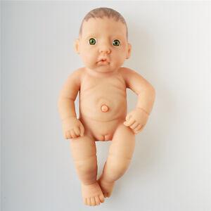 IVITA Realistic Reborn Baby Doll Amazing Lifelike Baby FULL BODY SILICONE