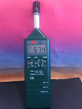 RS 1360 HUMIDITY & TEMPERATURE METER *THERMOHYGROMETER*