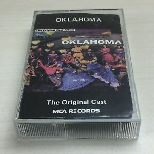 Oklahoma-The-Original-Cast-On-Cassette-Tape-TESTED