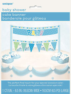 BABY-SHOWER-PARTY-SUPPLIES-BOY-BLUE-CAKE-BANNER-TO-PUT-ON-ANY-BABY-SHOWER-CAKE