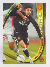 Редкая открытка CRISTIANO RONALDO #132 Mega craques 2003/04 Manch Соединенных новичок PANINI