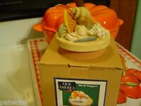 Annalee Our America Seashell Conch Candle Topper Large Top