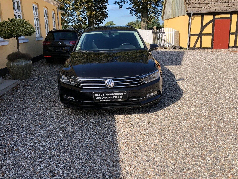 VW Passat 2,0 TDi 150 Comfortl. Vari. 5d - 219.900 kr.
