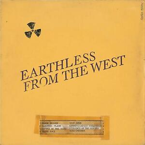 EARTHLESS-From-The-West-2018-7-track-CD-album-NEW-SEALED