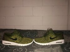 pretty nice 2fde6 9aa26 item 5 Nike SB Stefan Janoski Max Mens Athletic Lifestyle Skate Shoes Size  11.5 Green -Nike SB Stefan Janoski Max Mens Athletic Lifestyle Skate Shoes  Size ...