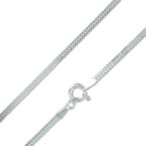 Handmade Solid 925 Sterling Silver Balinese FOXTAIL Chain//Necklace Bali
