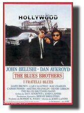 THE BLUES BROTHERS 70x100 ED.ITA NON PIEGATO Hollywood