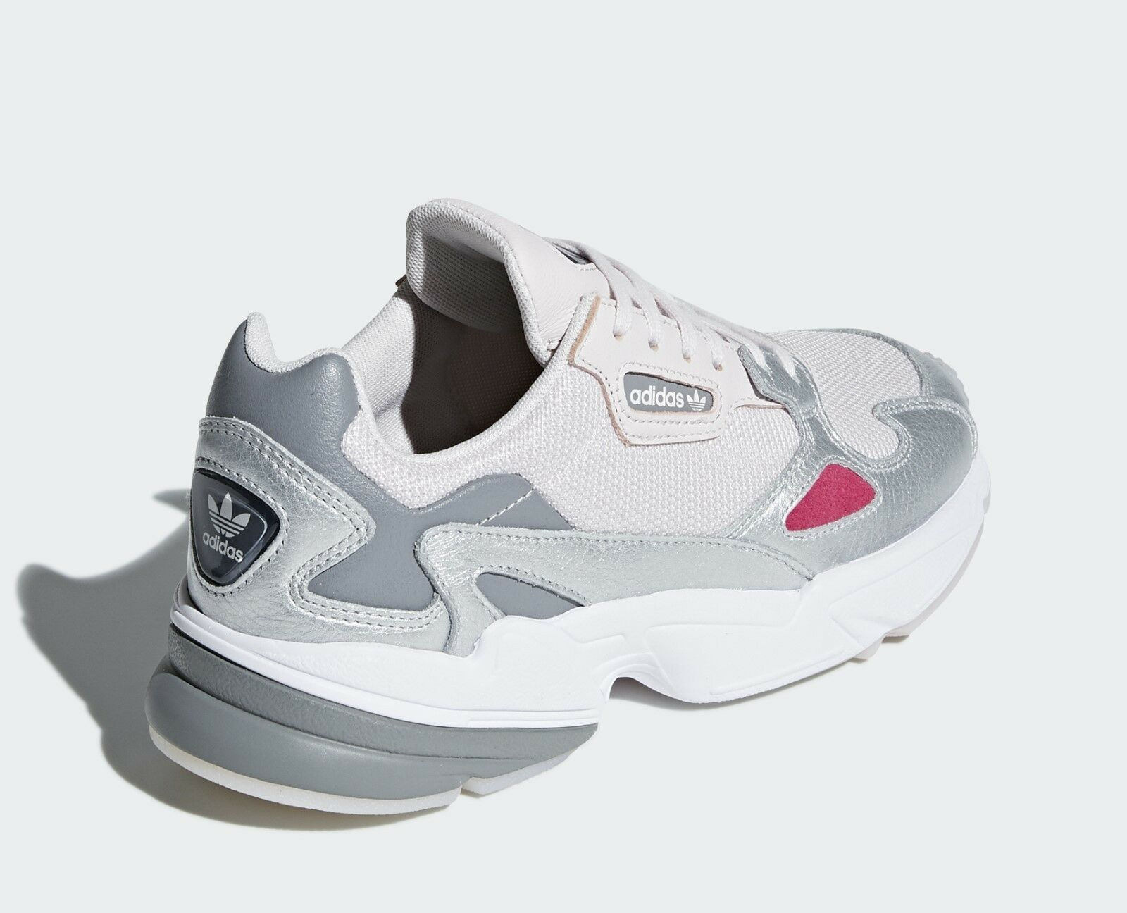 Adidas Turnschuhe Falcon Schuh D69757 Damenschuh Damenschuh Damenschuh Wolkensohle Rosa Original NEU 03a059
