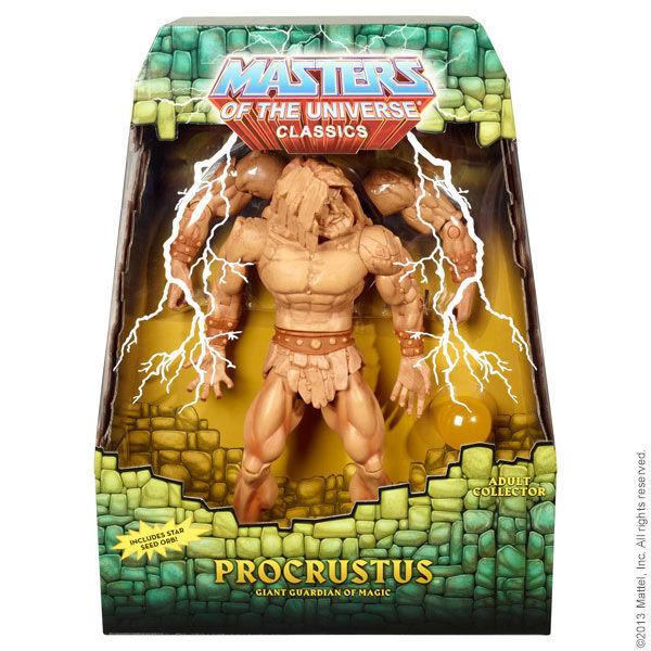 Procrustus 2012 Motu Moc Masters Of The Universe Classics He Man Nuevo Ovp RAR