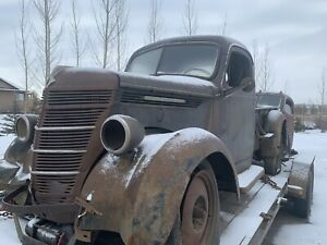 1938 international pickup trucks