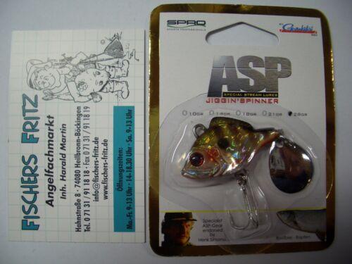 Original Spro ASP Jiggin Spinner Farbe J Gewicht 28g ab 6,29€ Angeln Kunstköder