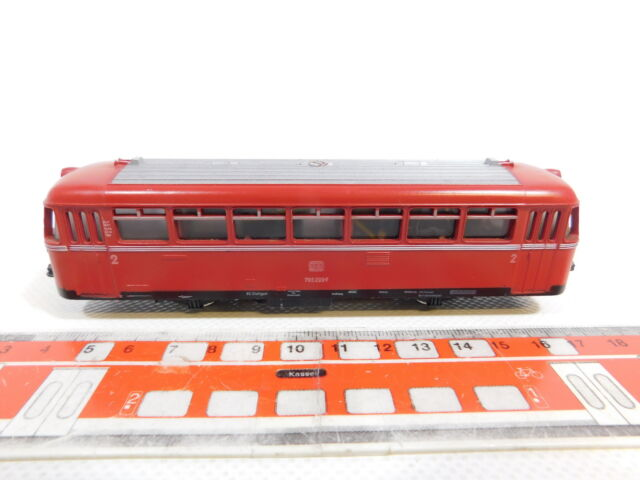 CI59-0, 5 # märklin H0/AC 3016 Railbus 2. Class 795 299-7 DB, Very Good
