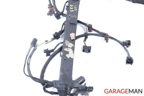 01-02 Mercedes W220 S55 AMG 5.5L V8 Main Engine Motor Wire Harness Plug Wiring