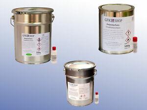 Auswahl POLYESTERHARZE ORTHO & ISO NPG 1 bis 20 kg STYROLRED STYROLFREI  GFK