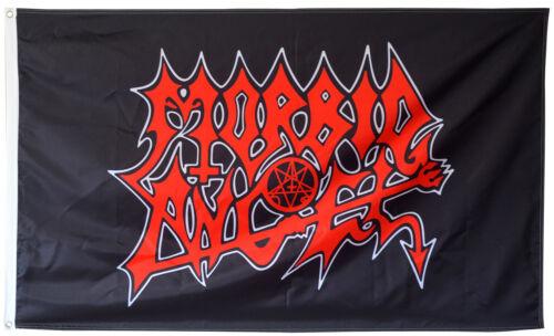 Morbid Angel FLAG 3X5FT black BANNER US Seller free shipping
