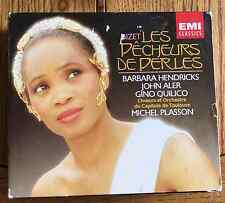 Bizet Les Pecheurs De Perles 2CD EMI Classics, Barbara Hendricks, Plasson