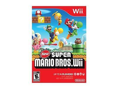 New Super Mario Bros. Wii for Nintendo Wii