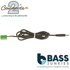 RENAULT-Clio-2005-2011-Car-Stereo-iPod-iPhone-Aux-In-Input-Adapter-Lead-CT29RN02
