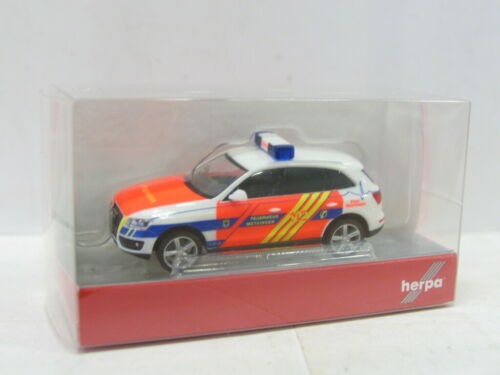 HERPA 049535 Audi Q5 Feuerwehr Metzingen OVP 1:87 R UU2690