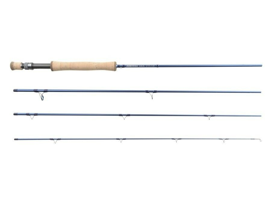 Scierra Salis   Length  9' - 9'6    4 sections   AFTM   5 -  9    Fliegen rod   Flie