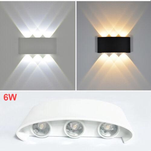 Modern Led Wandlampe Wandleuchte Led Außenwandlampe Gartenleuchte Außen IP65 DE