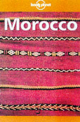 Lonely Planet : Morocco, Finlay, Hugh, Crowther, Geoff, Very Good Book