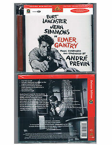 Elmer Gantry Soundtrack OST Flimmusik Neu