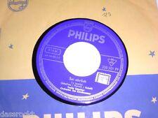 """7"""" - Teddy Scholten / Sei ehrlich & Sing little Birdie - 1959 # 3146"""