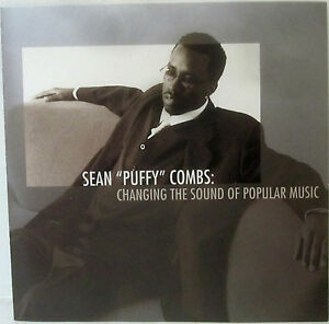 Sean-034-Puffy-034-Combs-11-Track-1998-Grammy-Voters-CD-Sampler-NM