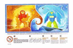 Set Animal Transformers en145 et en320 avec 2 BPZ d'Inde-afficher le titre d`origine iskRiPhi-09093052-121411943