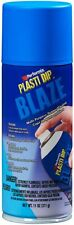 New 11219 6 Blaze Blue 11oz Plasti Dip Rubber Handle Spray Rubberized Coating