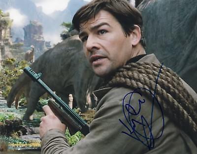 Entertainment Memorabilia Kyle Chandler Signed 8x10 Photo W/coa King Kong Bruce Baxter Autographed #1 Autographs-original