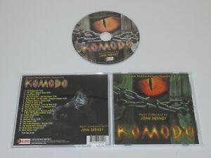 Komodo/Soundtrack/John Debney ( Bsxcd 8941) CD Album