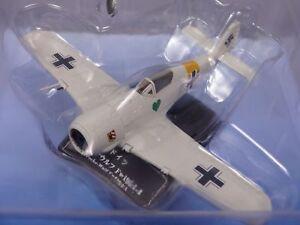 Alemania-Focke-Wulf-Fw190A-aviones-de-guerra-escala-4-1-87-Diecast-pantalla-de-Japon-PL158