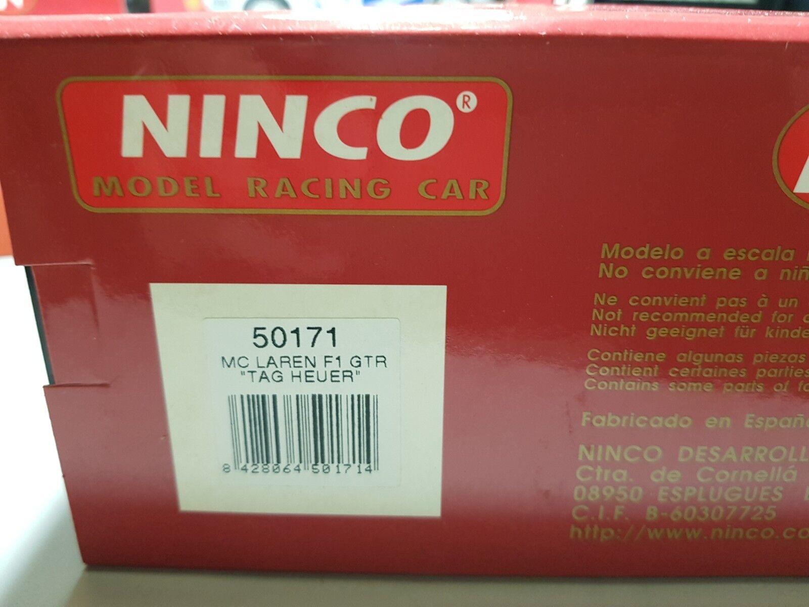 À la fin de l'année, je re re re erai à l'événeHommes t. MCLAREN F1 GTR REF-50171 TAG HEUER NINCO e530b0
