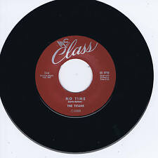 THE TITANS - NO TIME / ADOLPH JACOBS - MOVE AROUND EASY (2 HOT ROCKIN' STROLLERS