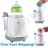Bottle Warmer Baby Quick Serve Milk Breast Food Jars Sanitizer Heater Portable