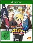 Naruto Shippuden: Ultimate Ninja Storm 4: Road to Boruto (Microsoft Xbox One, 2017)