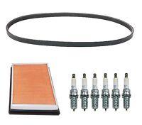 Tune Up Kit Serpentine Belt Plugs Air Filter Premium Fits Nissan Pathfinder 350z on sale