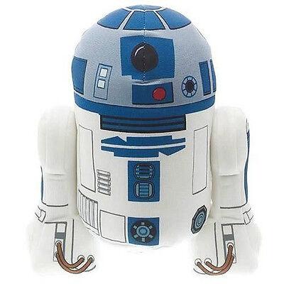 "*NEW IN BOX* Star Wars Talking Plush 9"" 23cm R2D2 R2 D2 - Underground Toys"