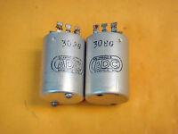 2 X ADC 308G 30K PUSH PULL : 600 OHM AUDIO OUTPUT TRANSFORMER