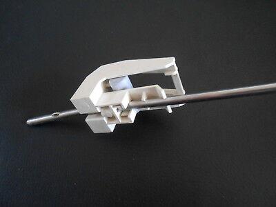 Stange vom Fadenspannhalter,Wolldosenhalter,Klammerhalter Passap//Pfaff Duomatic