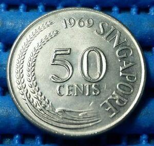1969-Singapore-50-Cents-Lion-Fish-Coin
