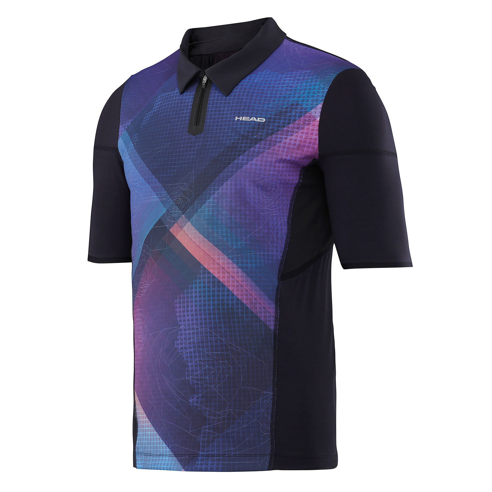 HEAD Herren Performance Performance Performance Couture Sub Poloshirt - multi colour Gr. L 52 eda9e2