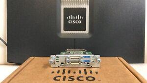 CISCO-HWIC-2A-S-2-Port-Async-Sync-Serial-WAN-Interface-Module-Card-1-Year-Wrrnty